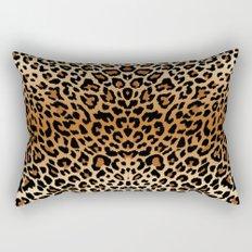 leopard pattern Rectangular Pillow