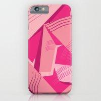Pink Pattern iPhone 6 Slim Case