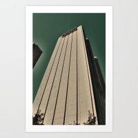 Windowless.  Art Print