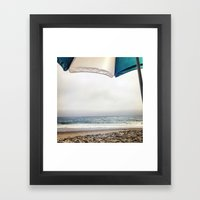 It's all good Framed Art Print