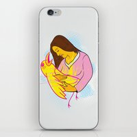 Birds and Birds 1 iPhone & iPod Skin