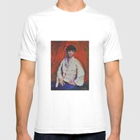 Second Impression Mens Fitted Tee White SMALL