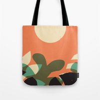 Jungle Sun #2 Tote Bag