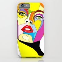 iPhone & iPod Case featuring Model by Floridana Oana