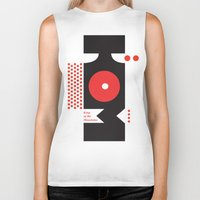 King of the Mountains, Abstract 1 Biker Tank