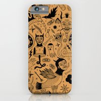 Curious Collection No. 1 iPhone 6 Slim Case