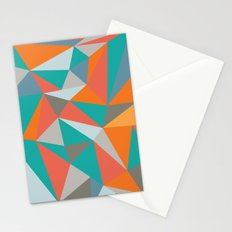 Summer Deconstructed Stationery Cards