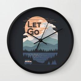 Wall Clock - Let's Go - NDTank