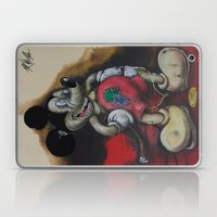 Tempus Fugit - Mr.Klevra- Laptop & iPad Skin