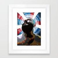 BFM Framed Art Print