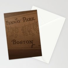 Fenway Park, 1912-1934 - Boston Red Sox Stationery Cards