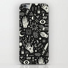Witchcraft iPhone & iPod Skin