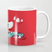 Baddest Red Monster! Mug