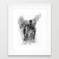 Salve 02 Framed Art Print