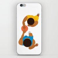 Basketball / Geometrical… iPhone & iPod Skin