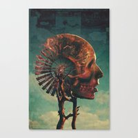 Reactivate Canvas Print