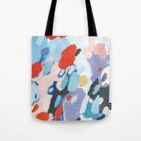 Bits And Pieces Tote Bag