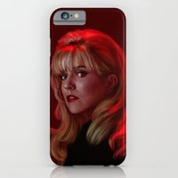 Laura Palmer from Twin Peaks iPhone 6 Slim Case