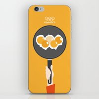 Olympics #1 iPhone & iPod Skin