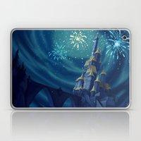Portrait Of A Kingdom: B… Laptop & iPad Skin