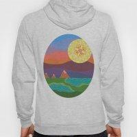 Sunset Mountains Hoody