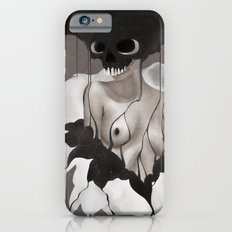 Death By Chocolate Monochrome Slim Case iPhone 6s