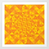 Pattern Series 067 Art Print