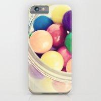 Bubble Gum Delight iPhone 6 Slim Case