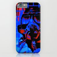 iPhone & iPod Case featuring The Mask by Molzography