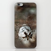 {faded love} iPhone & iPod Skin
