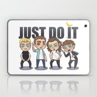 Just 1Do It Laptop & iPad Skin