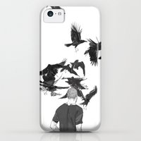 iPhone 5c Cases featuring Dream Thief by Cassandra Jean