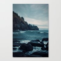 Kah'eese Canvas Print