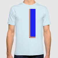 RennSport Vintage Veries… Mens Fitted Tee Light Blue SMALL