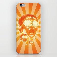 Big Fireee! iPhone & iPod Skin