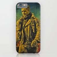 iPhone & iPod Case featuring Mad Max Fury Road by FCRUZ