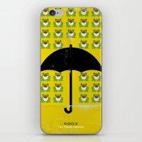 Magnolia... iPhone & iPod Skin