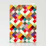 Stationery Cards featuring Pass This On by Danny Ivan