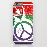 Peace & Love iPhone 6 Slim Case