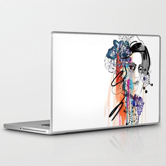 Poison Laptop & iPad Skin