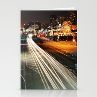 Pike Nights.... You and Me. Stationery Cards