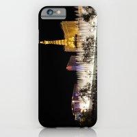 Bellagio Fountain iPhone 6 Slim Case