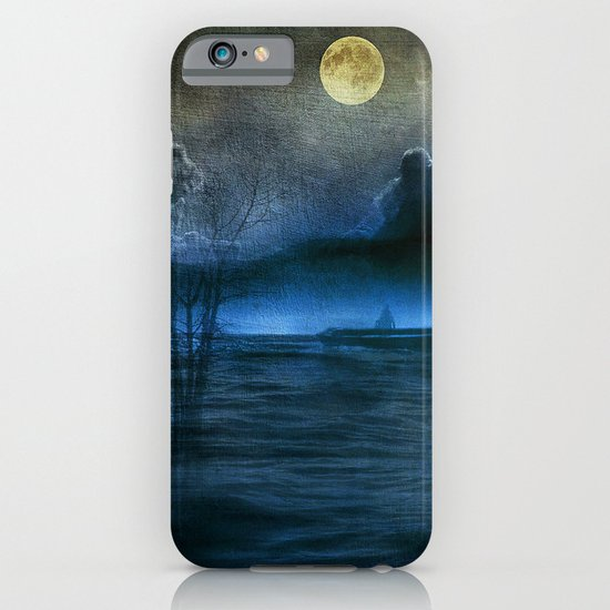 Trip in the dark II iPhone & iPod Case