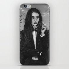 Fine Stud Lexa iPhone & iPod Skin
