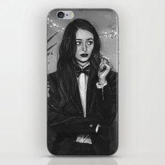Fine Stud Lexa iPhone & iPod Skin