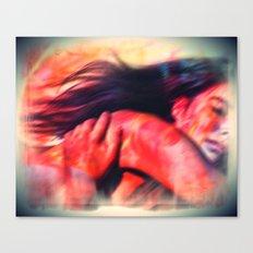 Bow dream Canvas Print