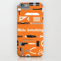 iPhone & iPod Case featuring Make Something! by Chris Redford