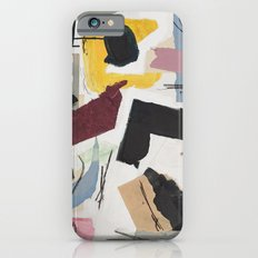 Large Collage With Paint 1 Slim Case iPhone 6s