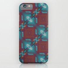 Geometric Abstract 22 Slim Case iPhone 6s