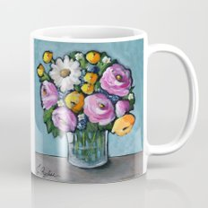 Beautiful Day Bouquet Mug